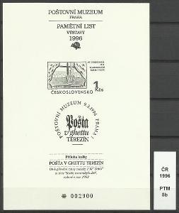 ČR 1996, PTM 5b, číslo 002900