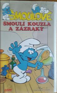 VHS Šmoulové - Šmoulí kouzla a zázraky