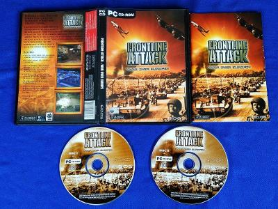 PC - FRONTLINE ATTACK WAR OVER EUROPE (retro 2002) Top