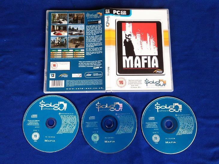 PC - MAFIA (retro 2002) Top - Hry