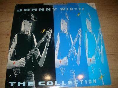 Johnny Winter – The Collection (1987) 2xLP ,1.Press UK ,TOP STAV!!!
