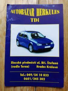 1999 - HERKULES Hradec Králové