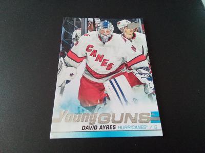 UD 19/20 Update David Ayres Hurricanes