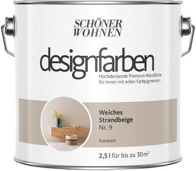 Barva Schöner Wohnen - béžová 2,5L (28461708) G229