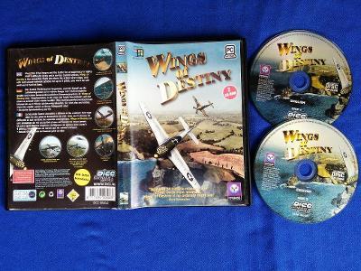 PC - WINGS OF DESTINY (retro 2000) Top