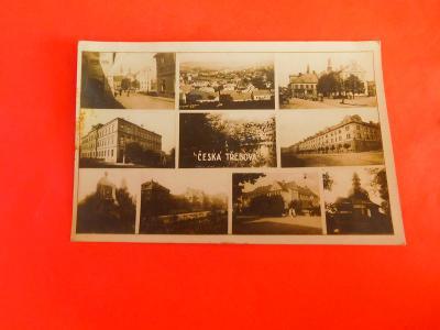 ČESKÁ TŘEBOVÁ ÚSTÍ NAD ORLICÍ 1929