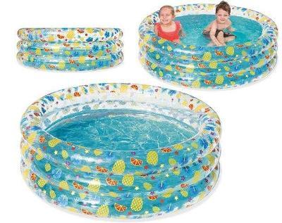 Nafukovací bazén s ovocem 150 cm + dárek