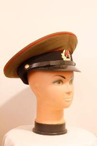 Čepice. Brigadyrka. Uniforma. Armáda. Voják. SSSR. Rusko. nové. 53, 54