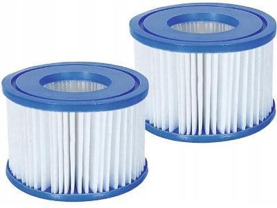 Filtr pro bazénové čerpadlo Lay-Z-Spa - BESTWAY 60311 + dárek