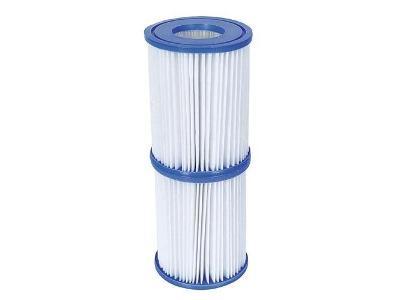 BESTWAY 58094 filtrační kartuše II 2006-3028 l/hod (2ks) + dárek