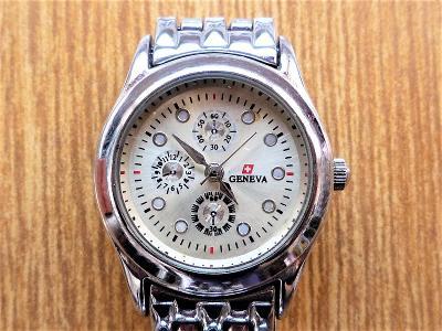 Náramkové hodinky GENEVA quartz #508-50