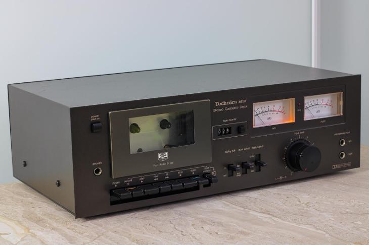 Technics RS-M10 - TV, audio, video