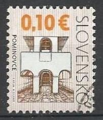 Slovensko, r. 2009, Pof. 441, razítkované