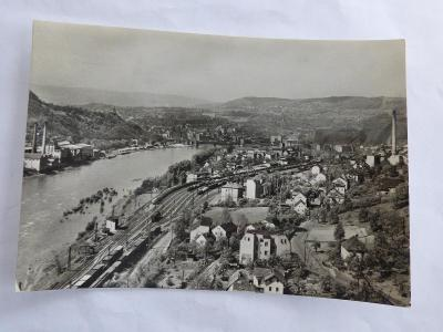 Ústí nad Labem, VF, prošlá