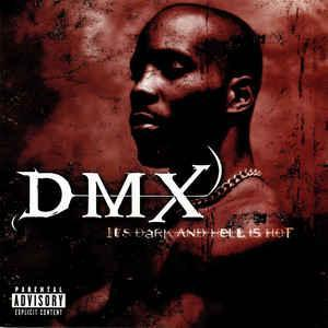 DMX -  It's Dark And Hell Is Hot - CD  1998  hiphop
