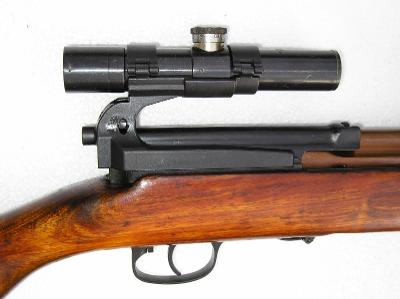 puškohled 1942 SVT40 optika PU 3,5x22 SVT 40 také pro Mosin Nagant