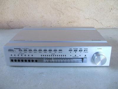 GRUNDIG MT 100 - legendární FM tuner !!!