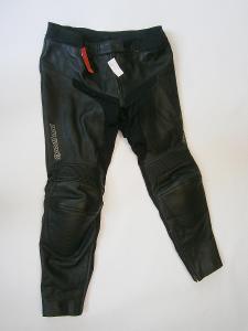 Kožené dámské kalhoty HEIN GERICKE - vel. 2XL/44, pas: 94 cm