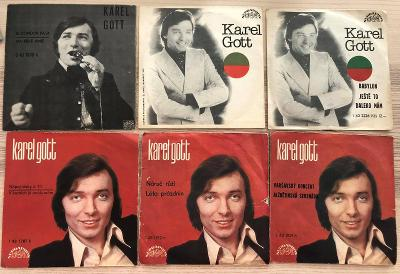 6 SP Karel Gott
