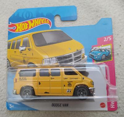 Dodge Van - Hot Wheels