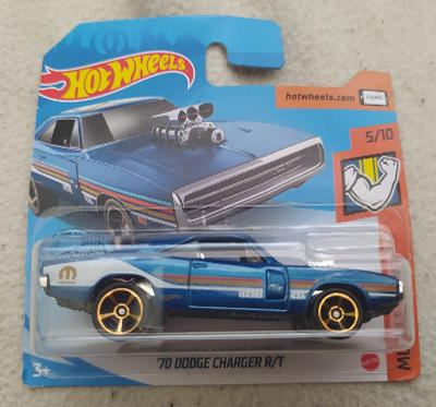 Dodge Charger R/T '70 - Hot Wheels