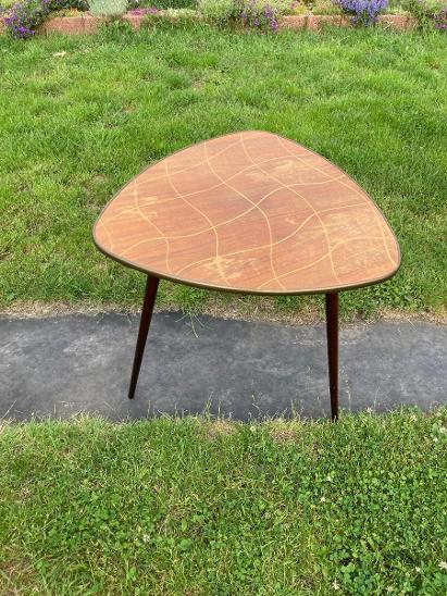 Retro stolek - desing - Starožitnosti