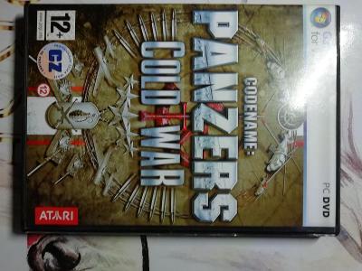 PC hra Panzers Cold War