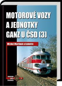 Motorové vozy a jednotky Ganz u ČSD 3