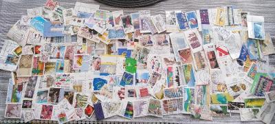 Každá jiná - poštovní známky Německa (Deutschland) 265ks