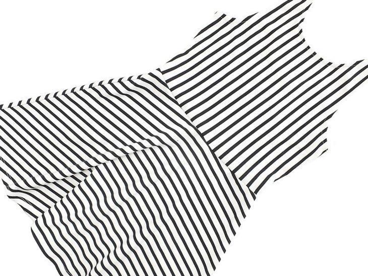 JAKO NOVÉ! Módní, pruhované šatičky H&M, vel.134/140 - Oblečení