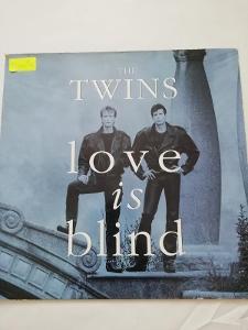 "LP THE TWINS MAXISINGL 12 """