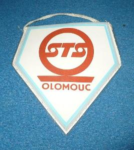Retro Vlaječka Vlajka STS Olomouc