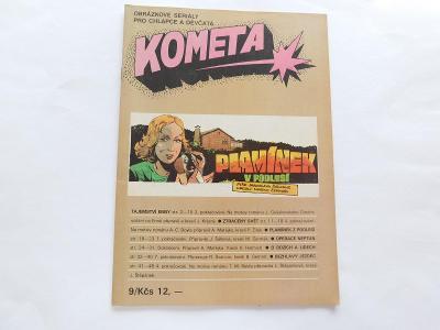 Kometa č. 9
