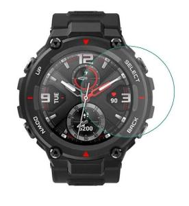 Ochranné tvrzené sklo na hodinky XIAOMI HUAMI AMAZFIT T-REX