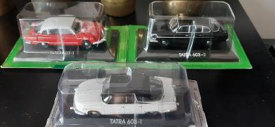 Modely -Tatra 603