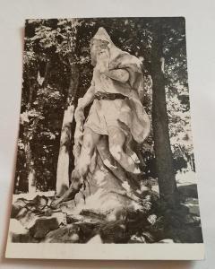Pohled  Mariánské lázně - krakonoš