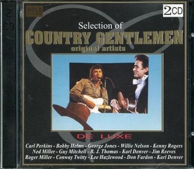 2 CD COUNTRY GENTLEMEN