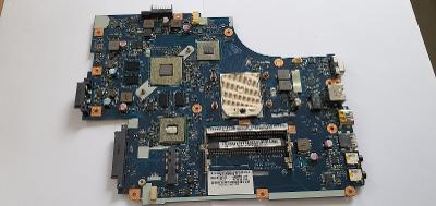 # Základní deska z noteboooku Acer Aspire 5551 LA-5911 ČTI !! - B125