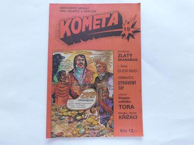 Kometa 19