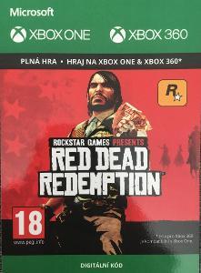 Hra XONE - Red Dead Redemption - digitální kód