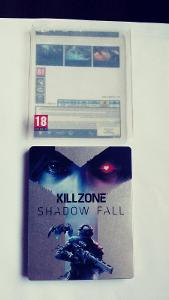 KILLZONE SHADOW FALL-PS4 SPECIÁLNÍ EDICE VE STEELBOOKU