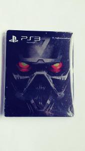 KILLZONE PS3 STEELBOOK BEZ HRY