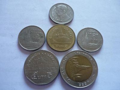 Ruzné mince -6.Ks. - 100.-