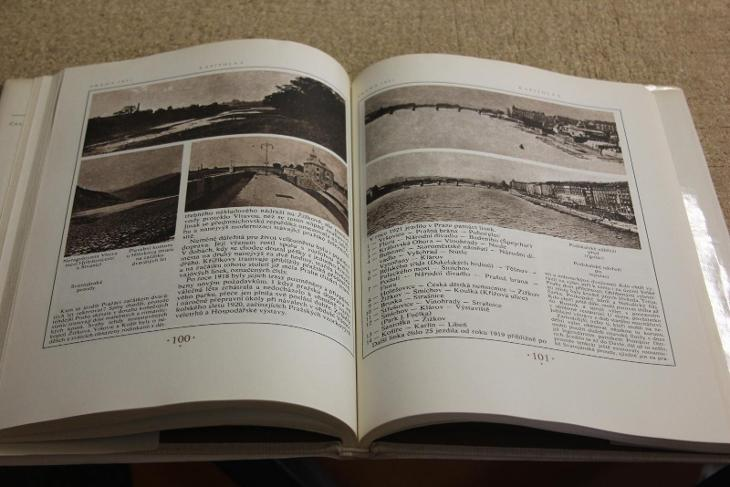 STARÁ KNIHA PRAHA  ROK 1921 - Knihy