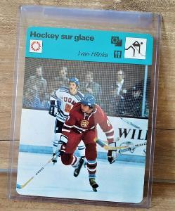 Ivan Hlinka, HC Litvínov, Legenda ČSSR, Karta z roku 1978!