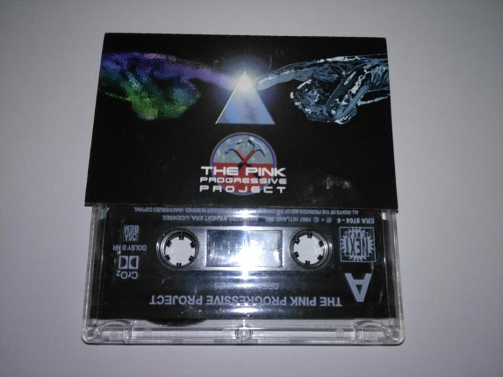 The Pink Progressive Project - Dream Remixes MC elektronic, ambient - Hudba