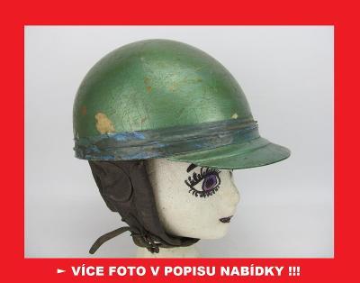 PŘILBA HELMA KOKOS - Jawa Kývačka Panelka Pionýr Babetta ČZ
