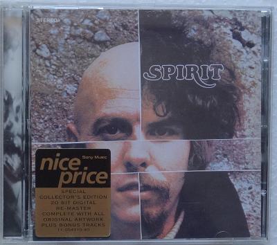 CD SPIRIT - SPIRIT
