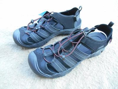"Nové sandály zn.: ""Trespass Torrance""  vel. 43"