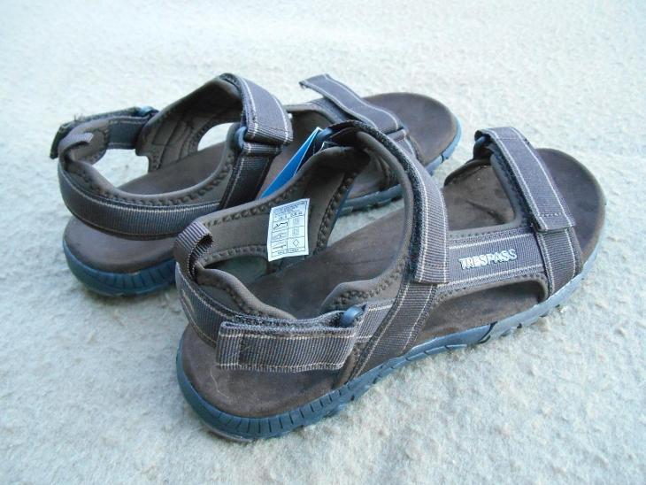 """Nové sandály zn.: """"Trespass Alderley"""" vel. 43 - Pánské boty"""